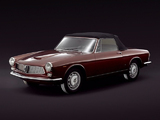 Alfa Romeo 2600 Spider Speciale 106 (1962) wallpapers