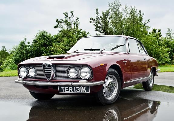 Alfa Romeo 2600 Sprint Uk Spec 106 19621966 Wallpapers