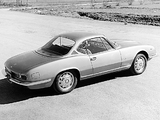 Alfa Romeo 2600 Sprint HS 106 (1963) wallpapers