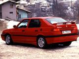 Alfa Romeo 33 S 16V Quadrifoglio Verde Permanent 4 907 (1991–1994) wallpapers