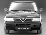 Photos of Alfa Romeo 33 Boxer 16V 907 (1990–1994)