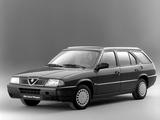 Alfa Romeo Sport Wagon 907 (1990–1994) wallpapers