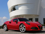Alfa Romeo 4C Worldwide (960) 2013 photos