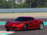 Alfa Romeo 4C Worldwide (960) 2013 wallpapers