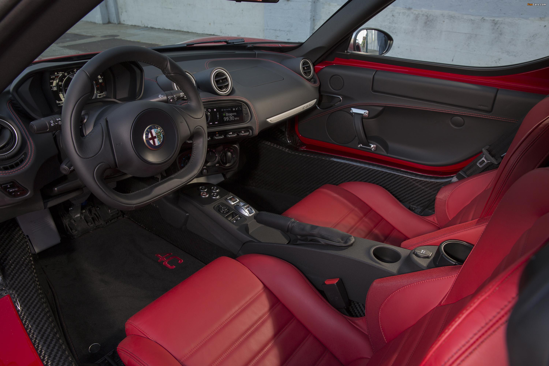 Alfa Romeo 4C North America (960) 2014 images (3000 x 2000)