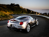Alfa Romeo 4C North America (960) 2014 images