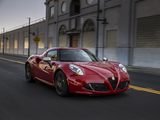 Alfa Romeo 4C North America (960) 2014 photos