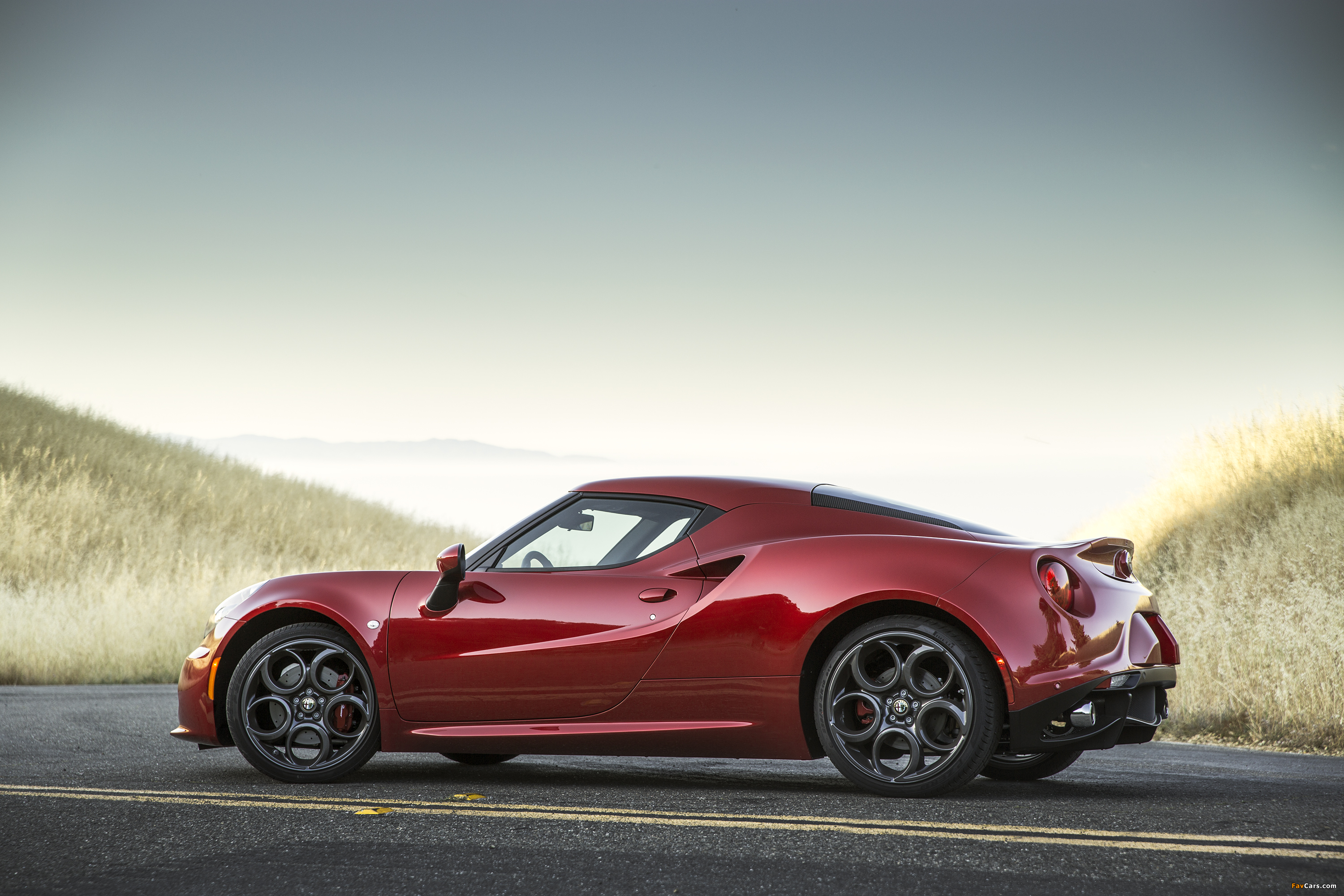 Alfa Romeo 4C North America (960) 2014 pictures (3000 x 2000)