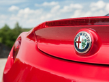Alfa Romeo 4C UK-spec (960) 2014 pictures