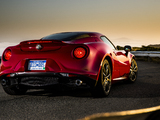 Images of Alfa Romeo 4C North America (960) 2014