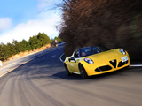 Photos of Alfa Romeo 4C Spider JP-spec (960) 2015