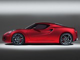 Pictures of Alfa Romeo 4C Concept 970 (2011)