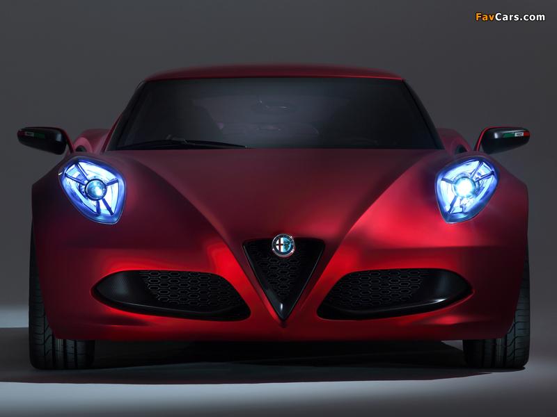 Pictures of Alfa Romeo 4C Concept 970 (2011) (800 x 600)
