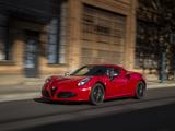 Pictures of Alfa Romeo 4C North America (960) 2014