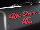 Pictures of Alfa Romeo 4C UK-spec (960) 2014