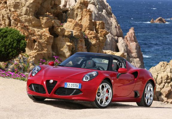 Alfa Romeo 4c Wallpapers
