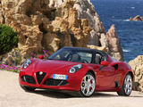 Pictures of Alfa Romeo 4C Spider (960) 2015