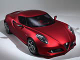 Alfa Romeo 4C Concept 970 (2011) wallpapers