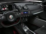 Alfa Romeo 4C Spider (960) 2015 wallpapers