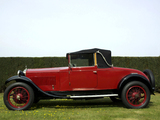 Alfa Romeo 6C 1500 Drophead Coupe by James Young (1928) photos