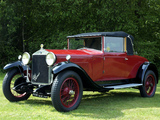 Alfa Romeo 6C 1500 Drophead Coupe by James Young (1928) pictures