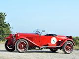 Alfa Romeo 6C 1500 Sport Spider Tre Posti (1928) wallpapers
