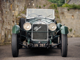 Alfa Romeo 6C 1750 SS Competition Tourer (1929) pictures