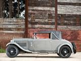 Alfa Romeo 6C 1750 Turismo Drophead Coupe (1929) wallpapers