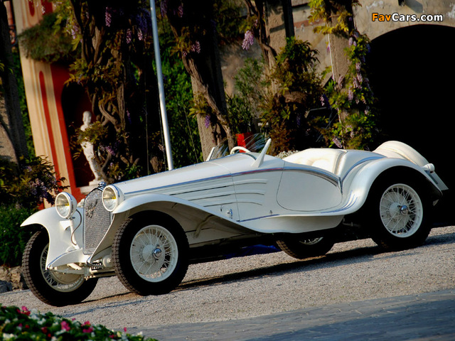 Alfa Romeo 6C 1750 GS Flying Star (1931) pictures (640 x 480)