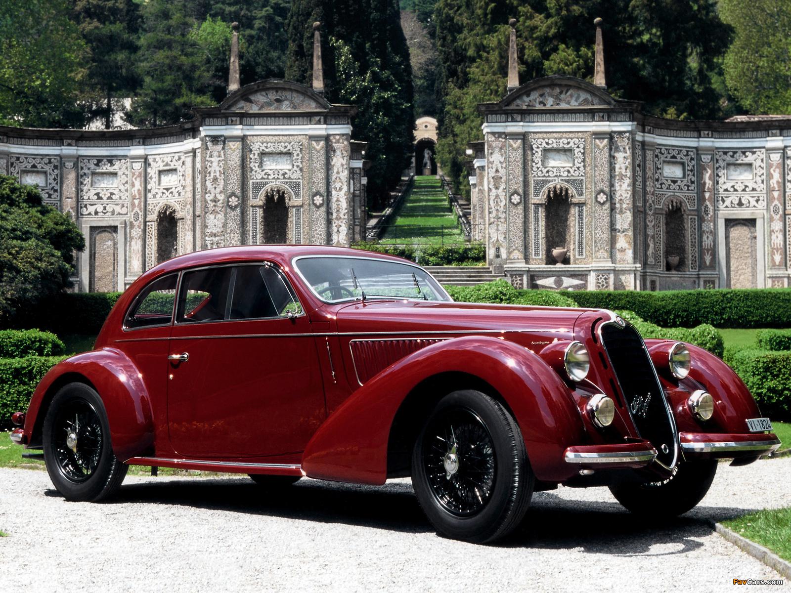 Alfa Romeo 6C 2300B Mille Miglia (1938–1939) images (1600 x 1200)