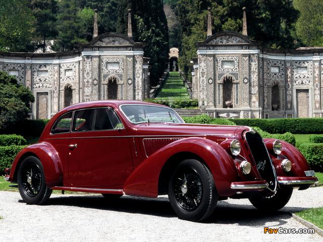 Alfa Romeo 6C 2300B Mille Miglia (1938–1939) images (640 x 480)
