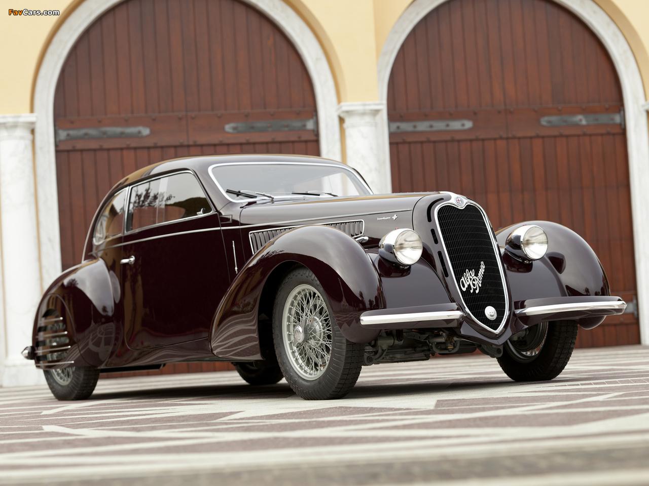 Alfa Romeo 6C 2300B Mille Miglia (1938–1939) pictures (1280 x 960)