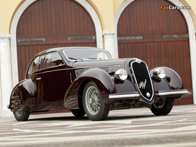 Alfa Romeo 6C 2300B Mille Miglia (1938–1939) pictures (640 x 480)