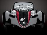 Alfa Romeo 6C 2500 SS Corsa (1939) images