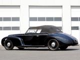Alfa Romeo 6C 2500 S Cabriolet (1939) photos