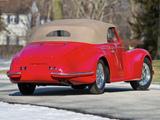 Alfa Romeo 6C 2500 Sport Cabriolet (1942) photos