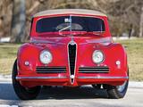 Alfa Romeo 6C 2500 Sport Cabriolet (1942) pictures