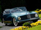 Alfa Romeo 6C 2500 Stabilimenti Farina Cabriolet (1947) images