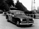 Alfa Romeo 6C 2500 Coloniale by Viotti (1947) photos