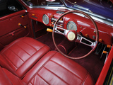 Alfa Romeo 6C 2500 SS Cabriolet (1947–1951) photos