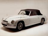 Alfa Romeo 6C 2500 Sport Convertible (1949) pictures