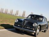 Alfa Romeo 6C 2500 Limousine Ministeriale (1951) pictures