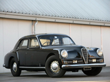 Alfa Romeo 6C 2500 Limousine Ministeriale (1951) wallpapers
