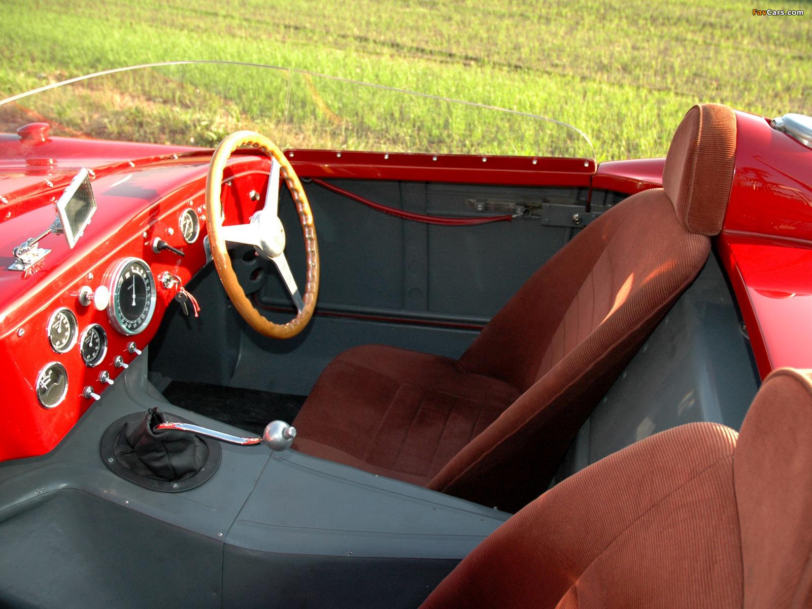 Alfa Romeo 6C 3000 Spider 1361 (1952) photos (1600 x 1200)