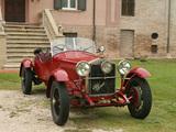 Alfa Romeo 6C 1500 Mille Miglia Spider Speciale 231325 (1928) photos