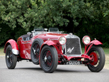 Alfa Romeo 6C 1750 GS Testa Fissa by Young (1929) wallpapers