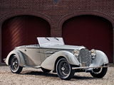 Alfa Romeo 6C 1750 GS Spider by Castagna (1930) wallpapers