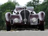 Alfa Romeo 6C 2300B Mille Miglia Spyder (1938) photos