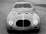 Alfa Romeo 6C 2500 SS Berlinetta Aerodinamica (1939) pictures