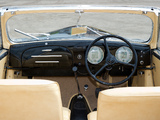Alfa Romeo 6C 2500 S Cabriolet (1939) wallpapers